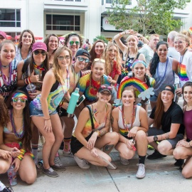 Come Out with Pride 2017