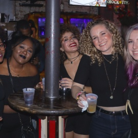 Saturday Night Block Party - Wall Street Plaza