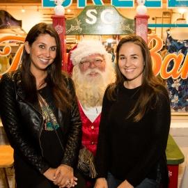 Jingle Eve - Santa Photos