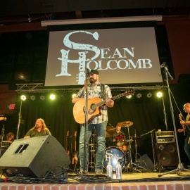 Sean Holcomb Album Release at Ace cafe Orlando
