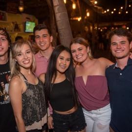 Church Street Bars Friday Night