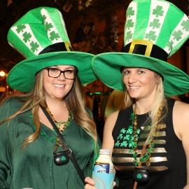 Church St. Bars: St.Paddys Day Block Party!
