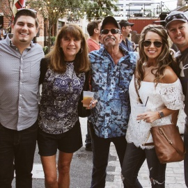 Tim and Faith Tailgate- Church Street District