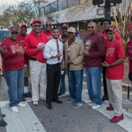 Dr. Martin Luther King Jr. Parade Downtown Orlando