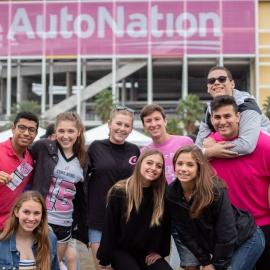 AutoNation Cure Bowl FanFest 2018