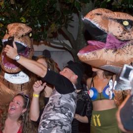 Halloween 2016 Downtown Orlando