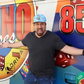 NSYNC's Joey Fatone Casino Cruise Pre-Party