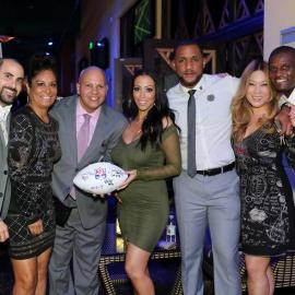 NFL Alumni Party