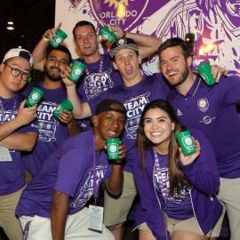 Orlando City Soccer Pub Crawl