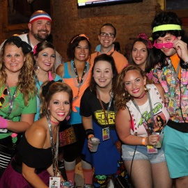 Crazy 80's Pub Crawl