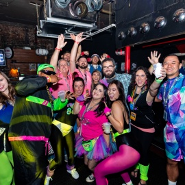 Orlando Pub Crawl: Crazy 80's Pub Crawl