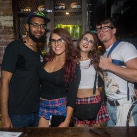SHOTS Orlando: Back to School Nerd Party