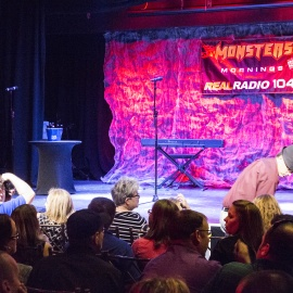Monsters Comedian of the Year Finals- The Abbey
