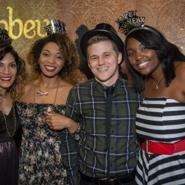 New Years Eve at the Abbey