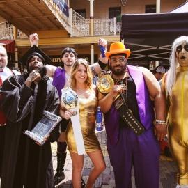 WWE Church Street Block Party