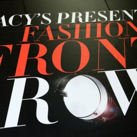Macy's Fashion Front Row Show