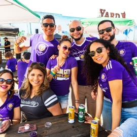 Yard Bar: Orlando City Soccer PreGame