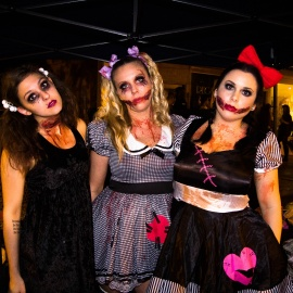 TPD 5th Annual Halloween Block Party