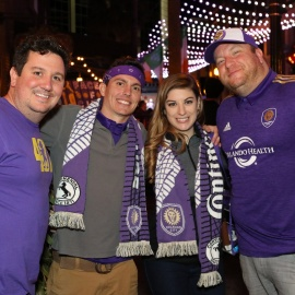 OCSC Post Party: Wall St. Plaza