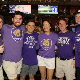 Wall St. OCSC Pre-Party