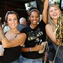 Wall St Plaza: UCF Football Watch Party