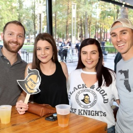 Wall St. Plaza: UCF Football Watch Party