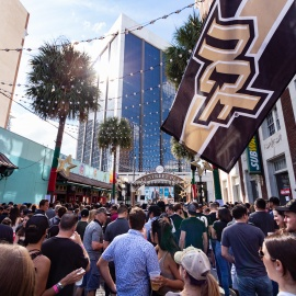 Wall St Plaza: Fiesta Bowl Watch Party