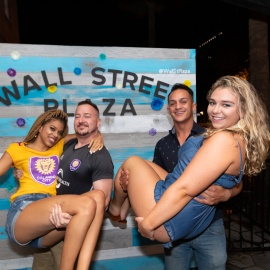 Wall St. Plaza: OCSC Post Game