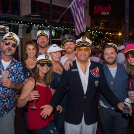 Wall St. Plaza: Yacht Rock The Block