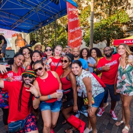 Wall St. Plaza: RumFest 15