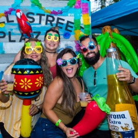 Wall St. Plaza: MargaritaFest 10