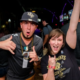 Wall St. Plaza: UCF Away Game Watch Party