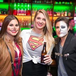 POP: Halloween Party