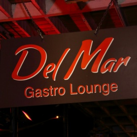 Del Mar Gastro Lounge: First Friday