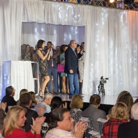 Fashion Show At SunDail in Down Town St Pete