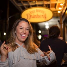 Five Bucks Drinkery: First Friday St. Pete