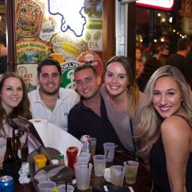 Five Bucks Drinkery: First Friday St. Pete Dec. '1