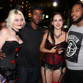 First Friday: Guavaween Promotions
