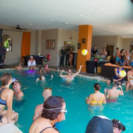 Kimpton Hotel Zamora Pool Party