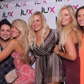 Lux Bar And Lounge: First Friday