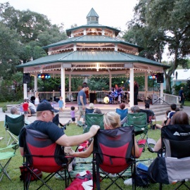 3rd Friday Music Festival in Safety Harbor