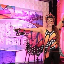 St. Pete Run Fest Finish Line Cutting Ceremony