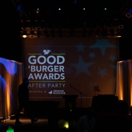 State Theater: Good Burger Awards