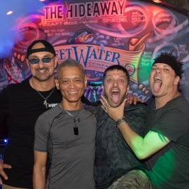 The Hideaway: Friday