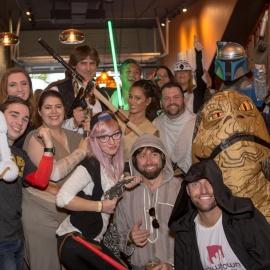 Star Wars Bar Crawl: The Lure