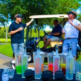 Touch Vodka: WestChase Golf
