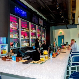Aloft Tampa: Wine Wednesday
