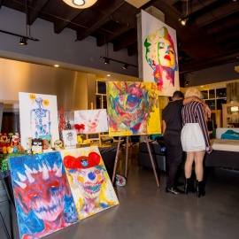 7th MMA Pre-Party & Art Show