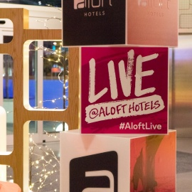 Aloft: Live Music Event