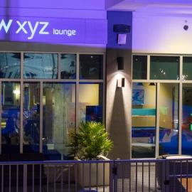Aloft: WXYZ Bar